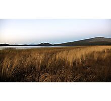 Davis Lake landscape... Photographic Print