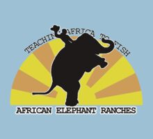 African Elephant Ranches Kids Clothes