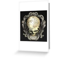Vanitas Mundi Greeting Card