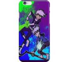 WHITE-HAIRED WONDERS iPhone Case/Skin