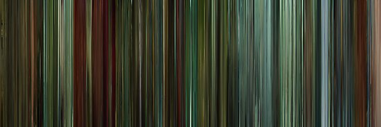 Moviebarcode: Shoot 'Em Up (2007) by moviebarcode