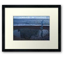 Magritte_Spirit of man 02 Framed Print