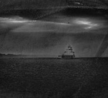 Manitowoc Lighthouse 2015-3 by Thomas Young