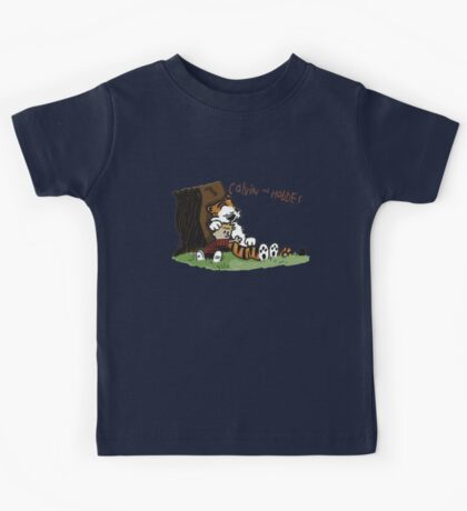 Calvin and Hobbes Kids Tee