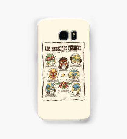 Los Rebeldes Feroces Samsung Galaxy Case/Skin