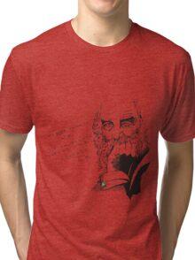 walt whithman  Tri-blend T-Shirt