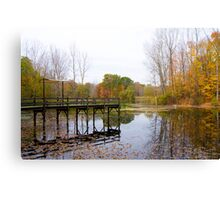 Maybury on an awesome day Canvas Print