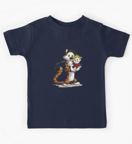 Calvin And Hobbes Fun Kids Tee