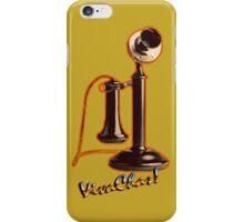 Stick Fon iPhone Case/Skin