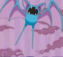 Try Some Zubat Licorice Sticker
