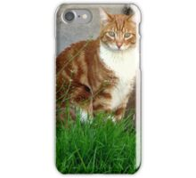 Jumper...In A Serious Moment iPhone Case/Skin