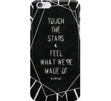 Touch the Stars iPhone Case/Skin