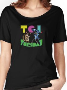 TGI Tuesday Women's Relaxed Fit T-Shirt