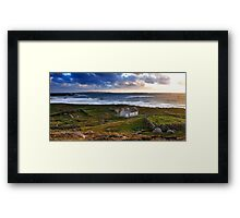 Bloody Foreland, Co. Donegal - Ireland Framed Print