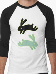 Bunny Honey Men's Baseball ¾ T-Shirt