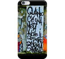 Also desert .... iPhone Case/Skin