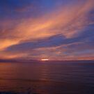 Symphony of colours I - the eve before the landfall of hurricane Jova by Bernhard Matejka