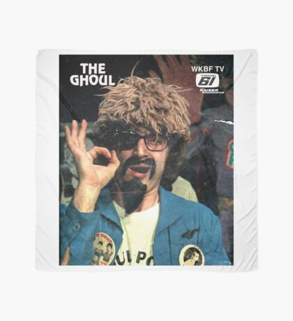 The Ghoul OK-2 t-shirt Scarf