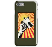 Moka Revolution! iPhone Case/Skin