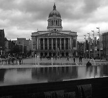 Nottingham, UK by robomeerkat