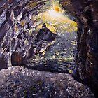 Chwarel Hen, Llanfair by Rachael Gorton