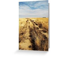 What's On The Other Side? Greeting Card