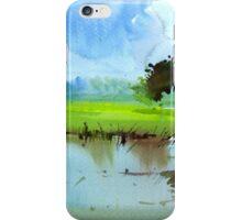 Sky N Farmland iPhone Case/Skin