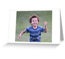 Happy 4 Year Old Greeting Card