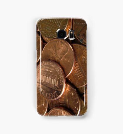Pennies  Samsung Galaxy Case/Skin