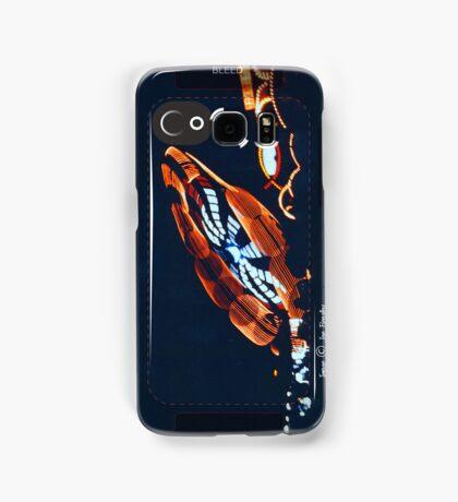 Abstract Lights Samsung Galaxy Case/Skin