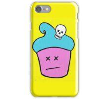 Cupcakes Kill iPhone Case/Skin