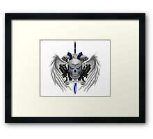 They are my Space Marines  Framed Print