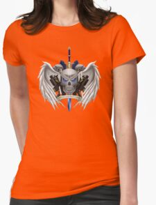 They are my Space Marines  Womens Fitted T-Shirt