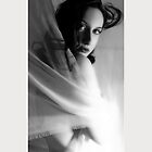 Enchantress - Self Portrait - iPhone Case by Jaeda DeWalt