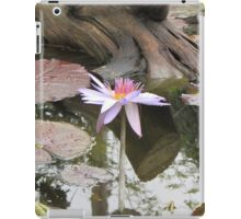 Water Lily iPad Case/Skin