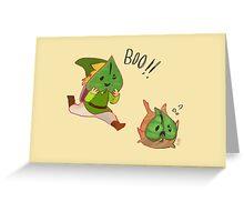 Happy Hallo-Makar! Greeting Card