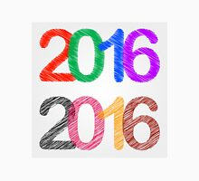 Happy New Year 2016  Unisex T-Shirt