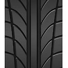 Tyre Tread iPhone Case by Autographics