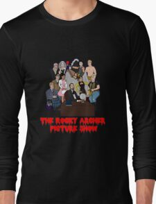 The Rocky Archer Picture Show Long Sleeve T-Shirt