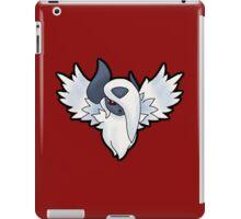 Good Omen- Mega Absol iPad Case/Skin