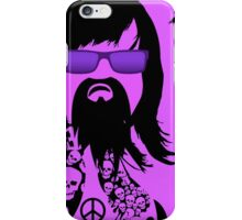 Jerry Garcia (Southpark style) iPhone Case/Skin