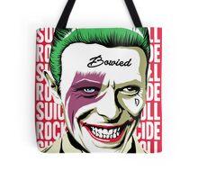 Rock'n'Roll Suicide Tote Bag