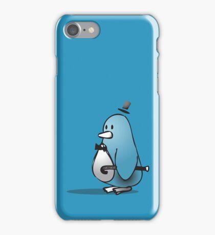 Niles the Penguin iPhone Case/Skin