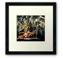 2125 Framed Print