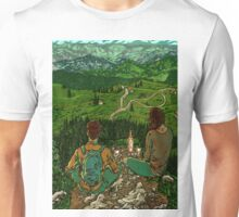 Mountains in Romania  T-Shirt