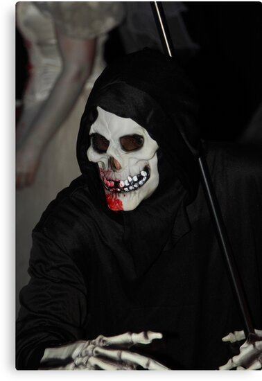 The Grim Reaper by Glynn Jackson