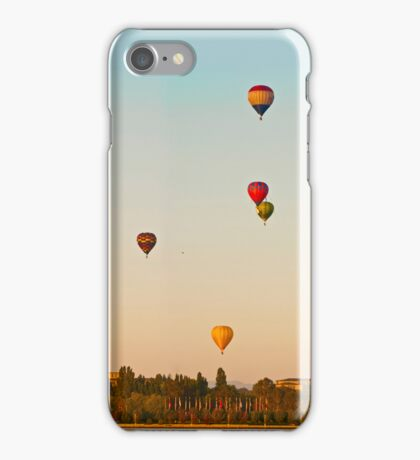 Five balloons  - iPhone case  iPhone Case/Skin