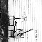 Lonesome Guitar by © Joe  Beasley IPA