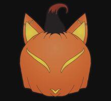 Pumpkin Spice Fox Baby Tee
