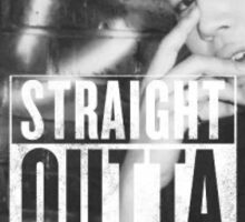 Jimin's Straight Outta Jams Sticker